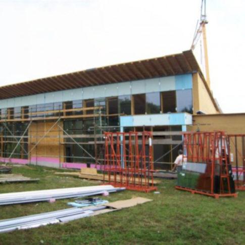 kindergarten wenzersdorf (foto: arch. deubner)