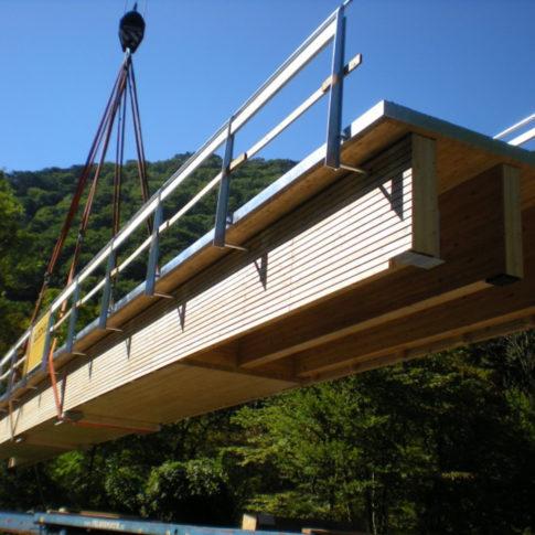 radwegbrücke helenental